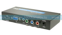 Конвертер Dr.HD CV 313 VYHP (VGA + YPbPr + Audio 3.5mm в HDMI)