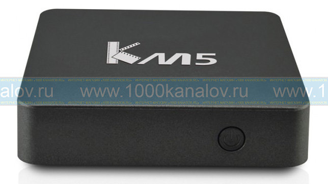 Приставка Смарт ТВ — INVIN KM5 1G/8Gb