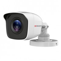 Hikvision HiWatch DS-T200(B) — 2Мп уличная HD-TVI видеокамера с EXIR-подсветкой до 20 м